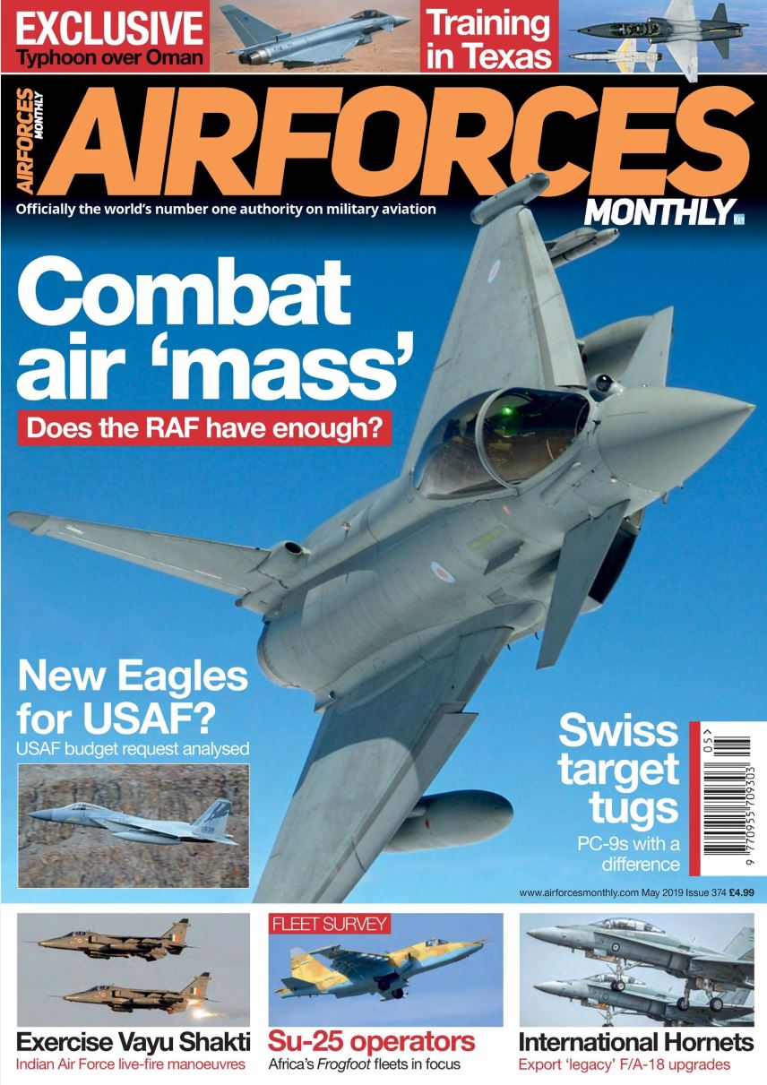 AIR FORCES MONTHLY JUNE 2019 – GMAP.NL